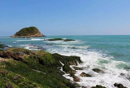惠東黑排角海岸線戲水徒步穿越一日游
